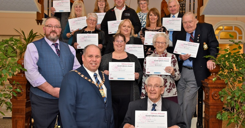 citizens 4 good scheme honours more community heroes sefton 4 good